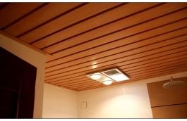 浴室生态木吊顶安装需要注意什么?